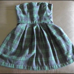 Abercrombie & Fitch holiday dress